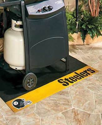 STEELERS NFL Grill Mat Barbecue Team Football Fan Outdoor Cooking Accessories ](Steelers Accessories)