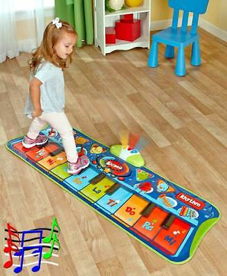 The Lakeside Collection Step To Play Junior Piano Mat