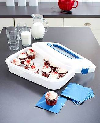The Lakeside Collection Cake, Cupcakes & Pastry Carrier