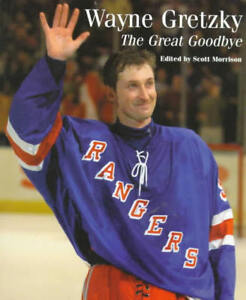 wayne    gretzky       the great  good by