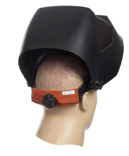 WELDAS Sweatband for Backside Welding Helmet Gear, Pack of 2pcs. 14cm long