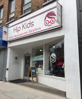 HIP KIDS IS HIRING!