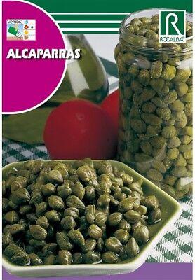 MEDICINALES, AROMATICAS Y CULINARIAS ALCAPARRAS