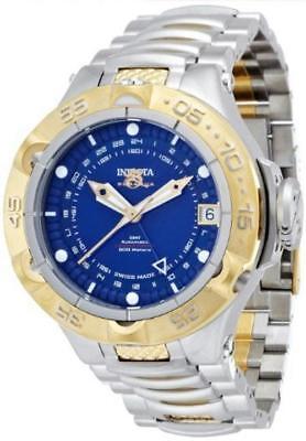 Invicta 12873b Subaqua Noma V LE Swiss Made Automatic GMT Date Mens Watch