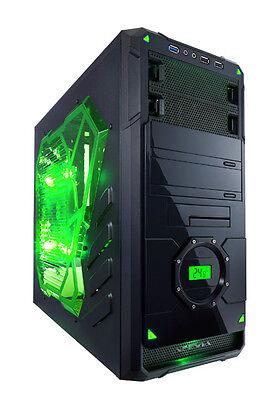 CUSTOM INTEL 4th Gen I7 4790 3.6GHz QUAD CORE BAREBONES GAMING PC DESKTOP SYSTEM (Intel 4th Gen I7 4790)