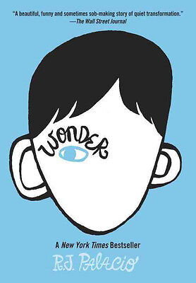 Wonder by R. J. Palacio (2012, Hardcover) on Rummage