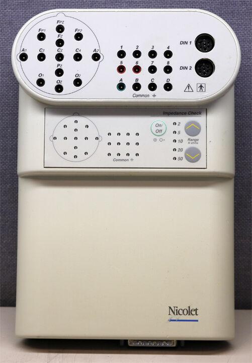 Nicolet Biomedical Inc. EP 4-Channel EEG Electroencephaography Amplifier