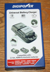 Digi Power Universal Battery Pack Charger