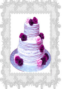 Custom Cakes, Cupcakes, Wedding cakes and more