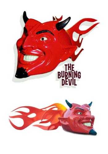 Burning Devil Antenna Topper- Burnco Industries