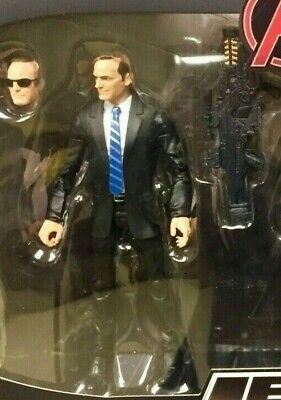 Agent Coulson - Hasbro Marvel Legends Infinite Series SHIELD 3-Pack NO BOX