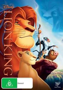 THE LION KING 1 : NEW Disney DVD