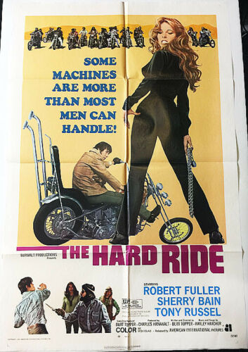 HARD RIDE!