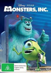 MONSTERS, INC. : NEW DVD