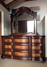MAGNIFICENT OVERSIZED ANTIQUE OR VINTAGE STYLE BUFFET DRESSERS!!! Casuarina Kwinana Area Preview