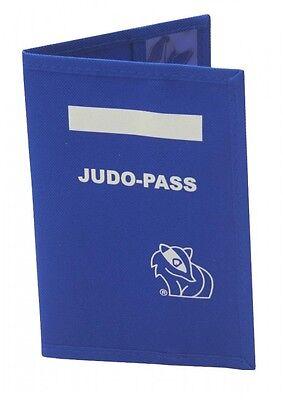 Dax-Sports- HÜLLE FÜR JUDO-PAß, Blau. Hülle für Judo Pass. Wettkämpfe.