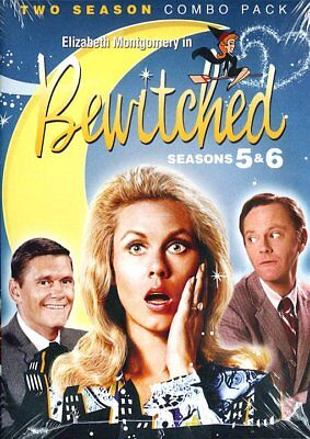 Bewitched: Complete 5th & 6th Seasons (6-DVD)