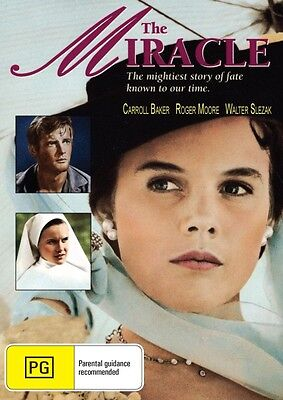 The Miracle   Roger Moore   Classic New   Sealed Dvd Free Local Post