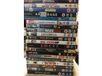 20x 15 Rating DVDs - Excellent Condition - £7.00
