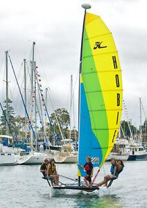 Hobie Getaway Sail Boat