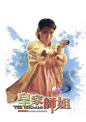Nữ Cảnh Sát Hoàng Gia - Yes madam 1985 - Phim Le Blu-ray - Michelle Yeoh - USLT