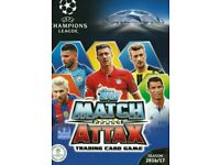 Match Attax 2016-2017