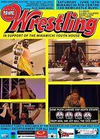 NWE Pro Wrestling Live in Miramichi NB!