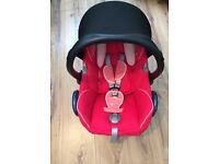 Maxi cosi car seat cabriofix, isofix and adapters