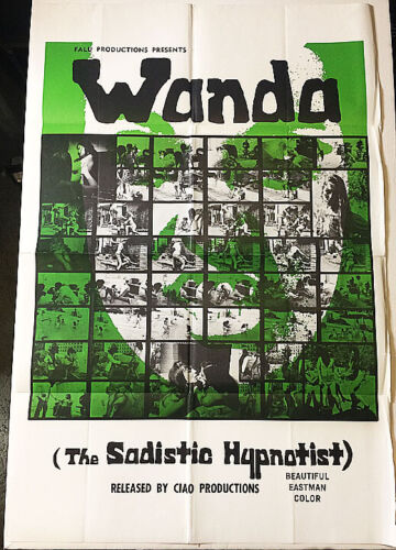 WANDA THE SADISTIC HYPNOTIST!