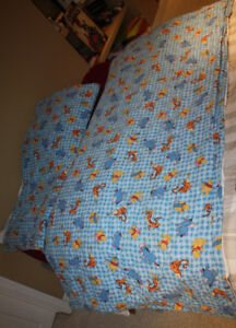 Winnie the Pooh and Company Crib comforters 2 identical