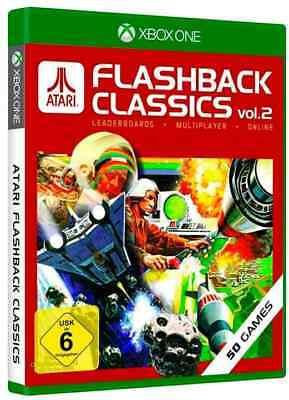 Atari Flashback Classics Volume 2 - XBOX ONE neuf sous blister VF
