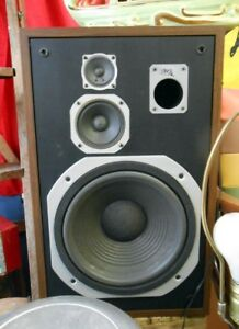 Speakers Pioneer en Bois Vintage