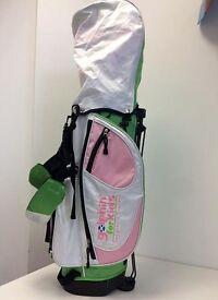 Kids girls golf clubs - golphin
