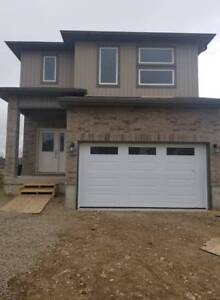 New Detached Home , Smartly Priced, Ready for Move-In!-July 1
