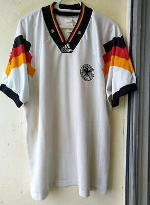 Rare Vintage 90s Germany Adidas Equipment shirt , jersey , trikot 1992 - 1994  image