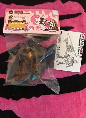 Unbox Industries Ziqi Wu Chocolate Little Dino w/ Candy SHIPS USA](Little Dino)