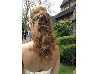 Mobile Wedding hair and make-up