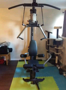 G6 Body Solid Home Gym