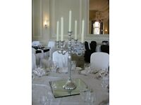 Candelabra for hire