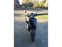 Syn fiddle moped 125cc