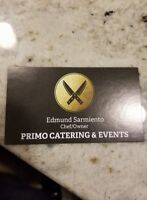 10% off ALL NEW CLIENTS  Primo Catering and Events