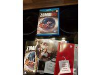 New Zombie U Game For Nintendo Wii U Console
