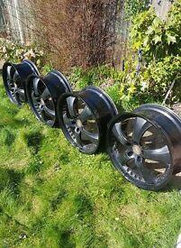 aloy wheels