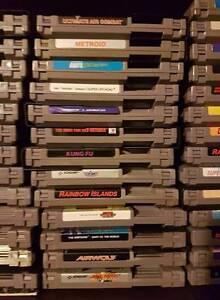 Nintendo NES games Melbourne CBD Melbourne City Preview