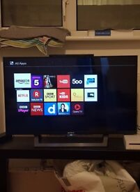 "Sony Bravia 32"" LED HD 1080p Smart TV with Freeview"