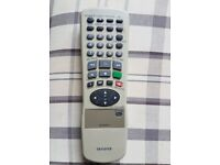 Advertising banner stands – TV Remote controls – LED lightbulbs – AS NEW