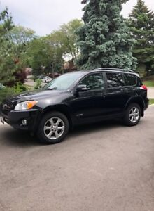 2010 RAV4 Limited FOR SALE