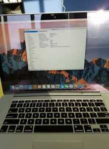 Apple MacBook Pro MGXC2LL/A 15.4-Inch Laptop with Retina Display
