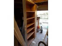 Billy Bookcase in Birch finish