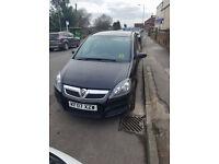 Vauxhall Zafira 1.9 ctdi for sale